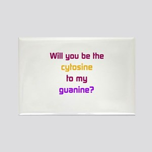 Will You Be the Cytosine to My Guanine? Magnets
